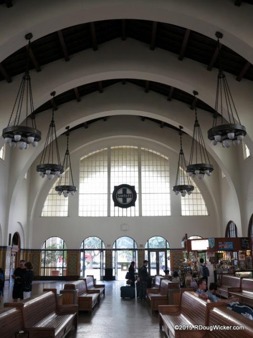 Union Station, San Diego