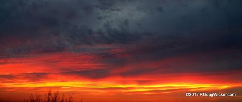 Sunset Pano 1