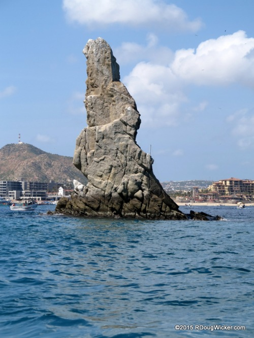 Land's End pillar