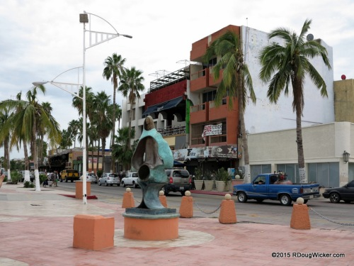 La Paz Boardwalk