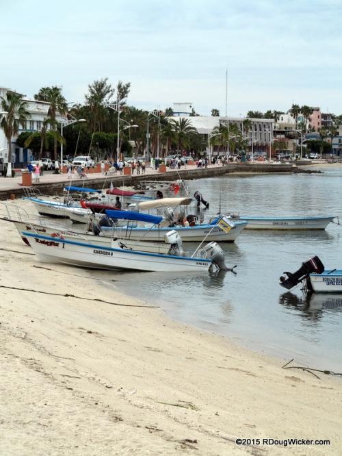 Ensenada (cove) de La Paz