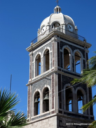 Bell Tower close-up