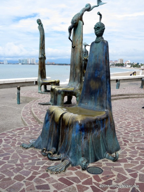 """Roundabout of the Sea"", Alejandro Colunga"