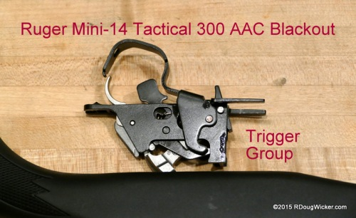 Mini-14 Trigger Group