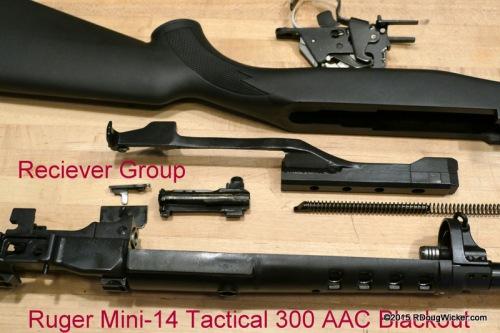 Mini-14 Receiver Group