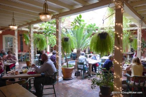 Pepper's Courtyard