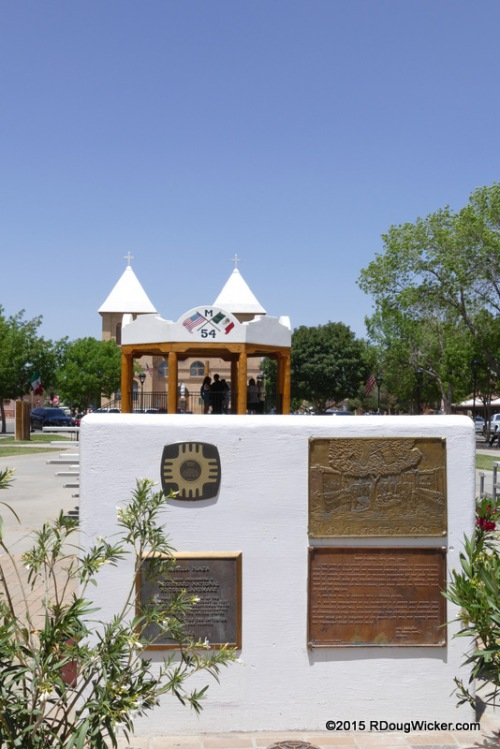 Old Mesilla Plaza