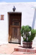 Door in Adobe