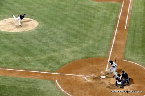 Ball in flight