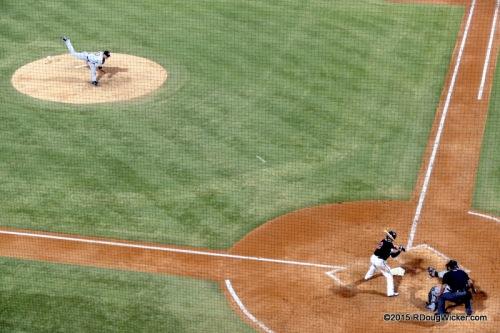 A swing . . .