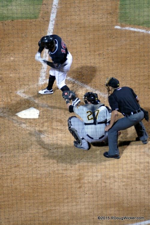 Don't worry, batter.  I got it.