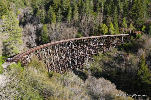 Mexican Canyon Train Trestle