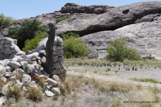 Remnants of the Escontrias Ranch