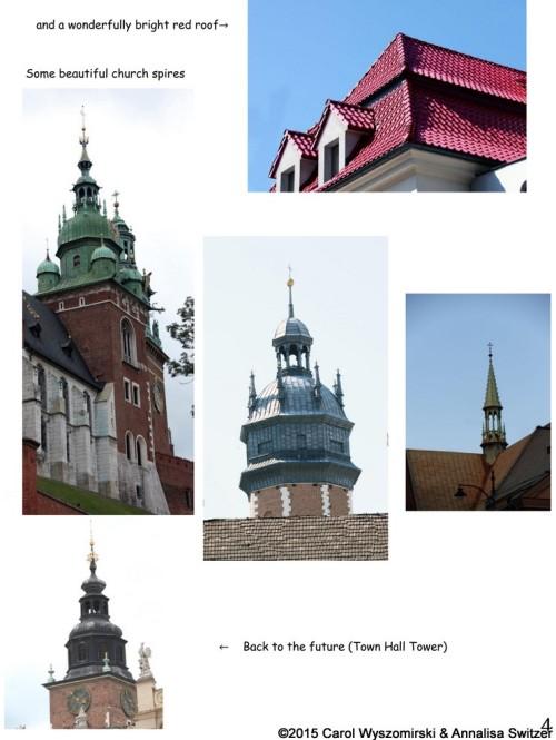 Krakow Spires