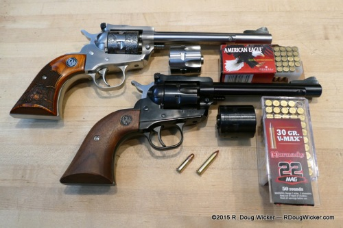 Two Calibers from One Gun . . . Times Two