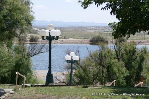 Clay Canyon Lake