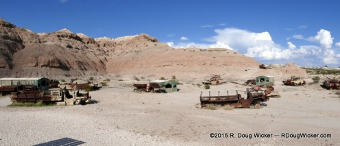 Battlefield Panorama