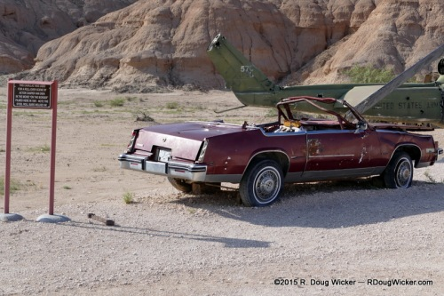 """On the Border"" Cadillac"