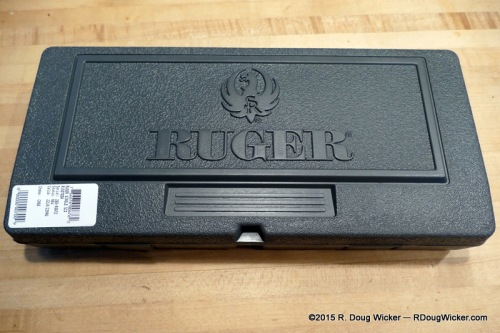Ruger Single-Six Convertible case