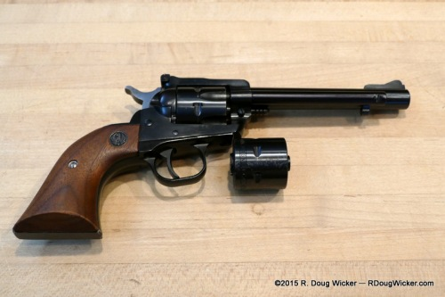 Ruger Single-Six Convertible from 1976