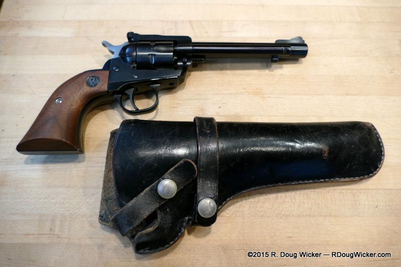Six Shooter Week — Ruger Single-Six Convertible | R  Doug