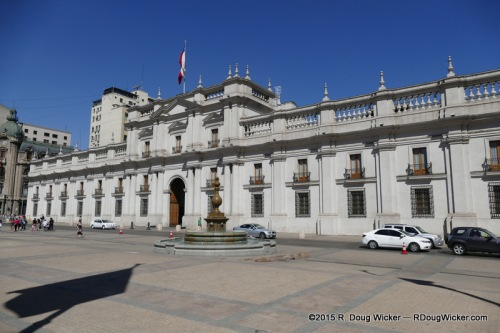 Plaza de la Constitución (Constitution Square)