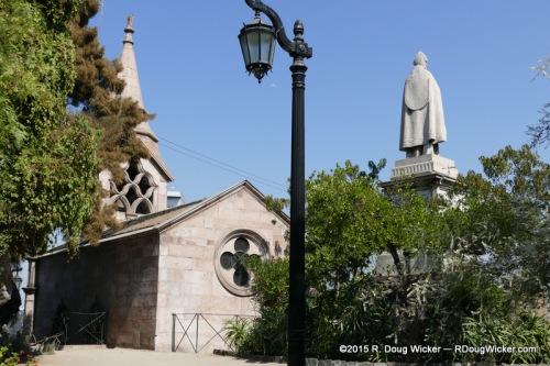 Santa Lucía chapel