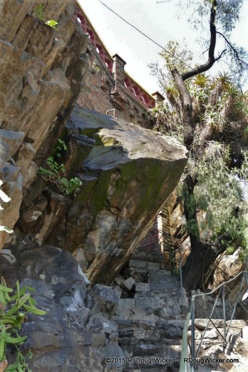 Santa Lucía Hill
