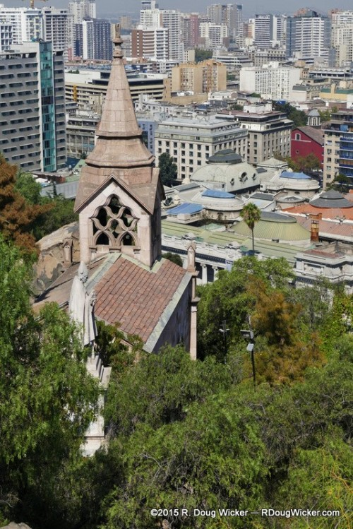Fun Photos of Santiago, Chile