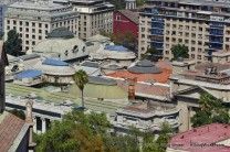 Looking Down from Santa Lucía Hill