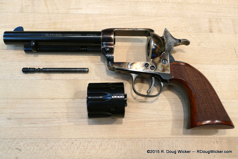 six shooter week uberti 1873 el patrón competition r doug