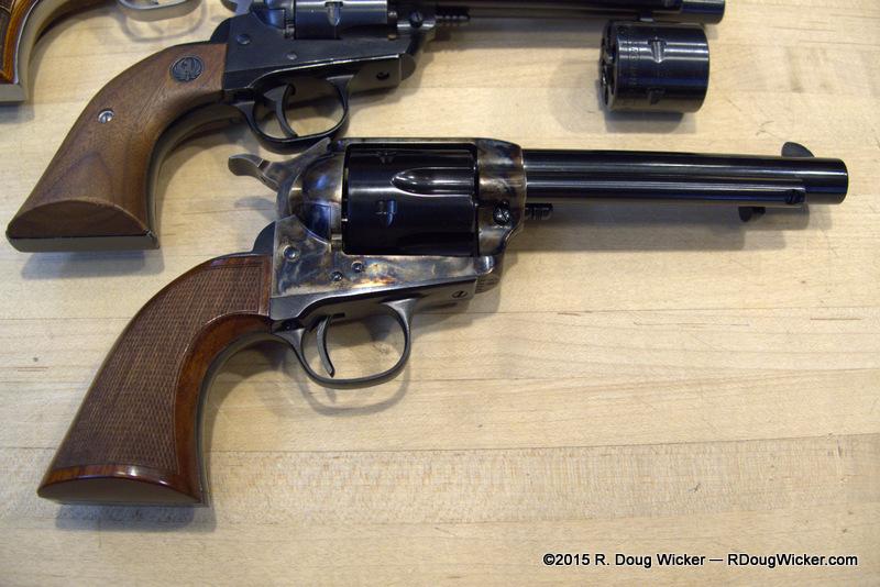 Six Shooter Week — Uberti 1873 El Patrón Competition   R