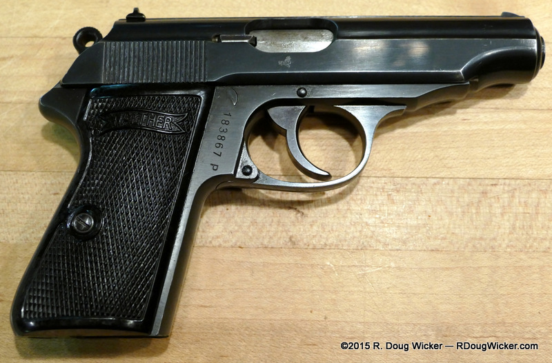 Walther Ppk >> Walther PP | R. Doug Wicker — Author