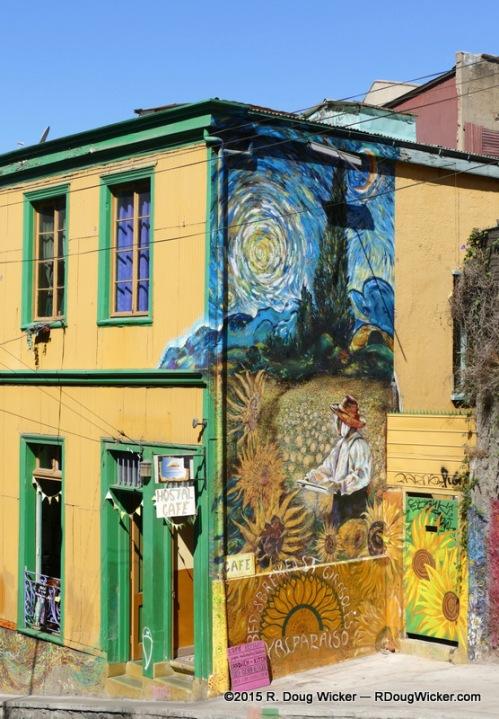 Van Gogh View