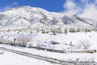 El Paso Snowstorm 2015