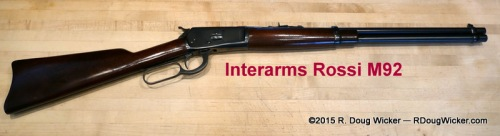 Interarms Rossi M92