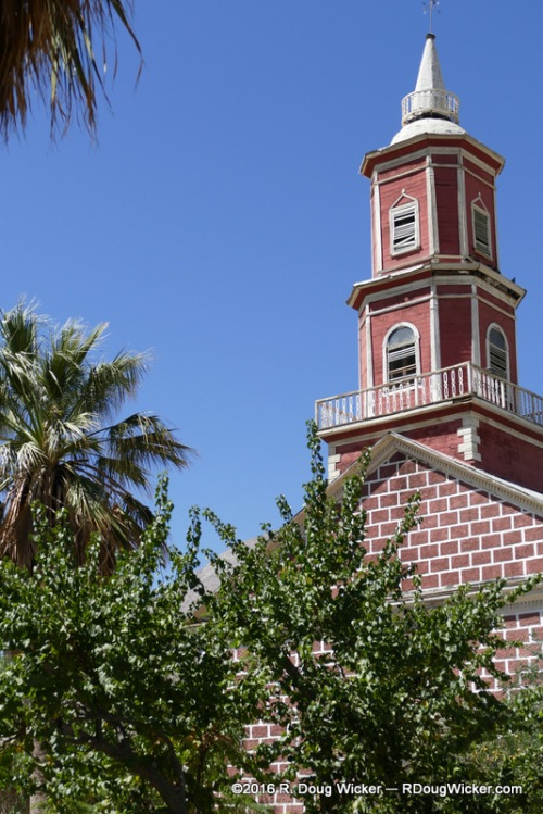 Monte Grande Church