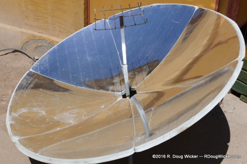 Solar Broiler