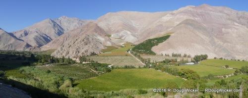 Elqui Valley Panorama