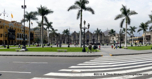 Plaza Mayor panorama