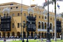 Municipal Palace, Plaza Mayor