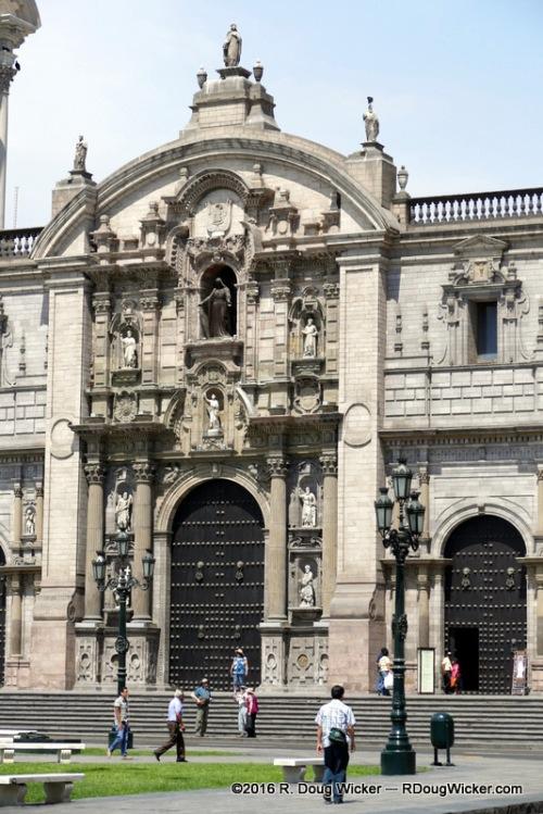 Cathedral Portada del Perdón