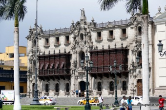 Archbishops' Palace of Lima
