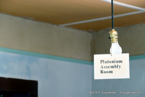 Plutonium Assembly Room