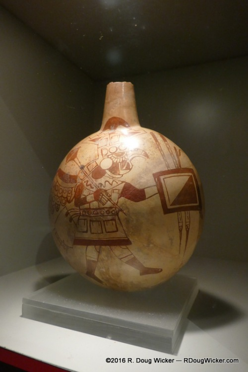 Museo Larco pottery