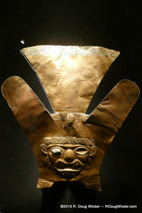 Museo Larco Gold