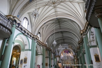 Basilica of Our Lady of the Rosary and Convent of Santo Domingo