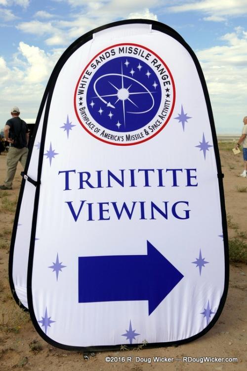 Trinitite Viewing