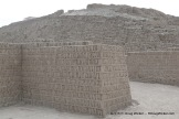 Layered adobe construction