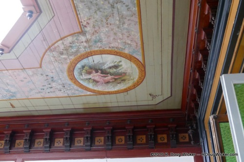 Ceiling details